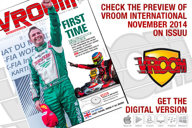 Vroom International November 2014 out now!!!