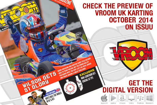 Vroom UK October 2014 out now!!!