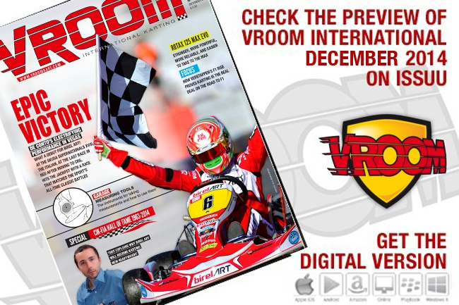 Vroom International December 2014 out now!!!