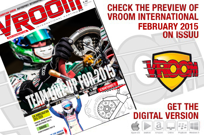 Vroom International February 2015 out now!!!