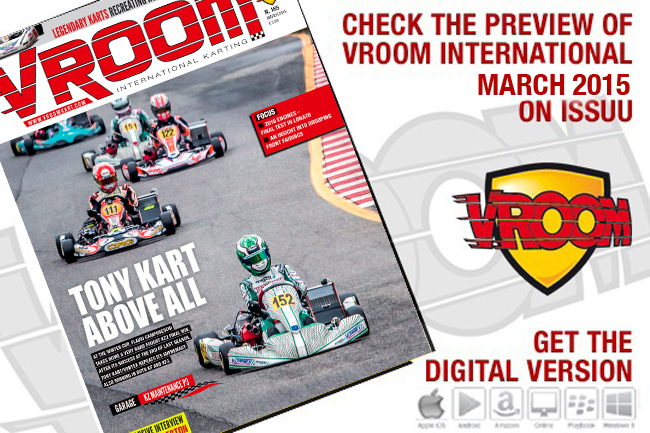 Vroom International March 2015 out now!!!