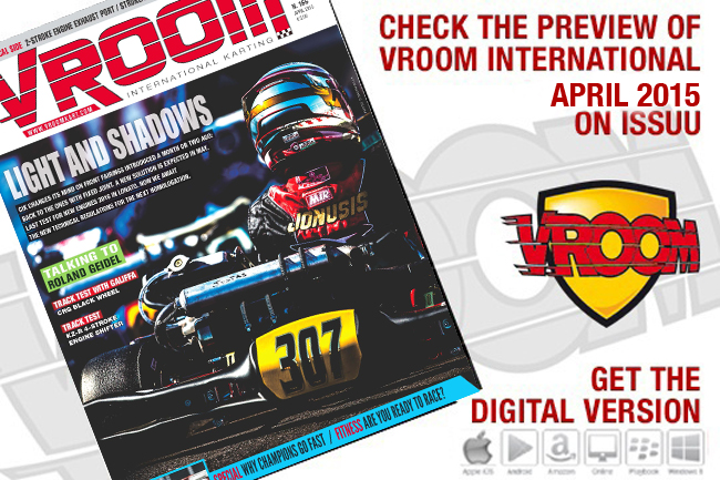 Vroom International April 2015 out now!!!