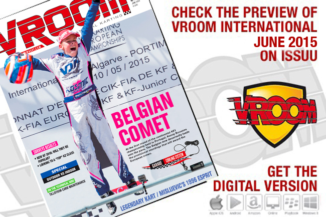 Vroom International June 2015 out now!!!