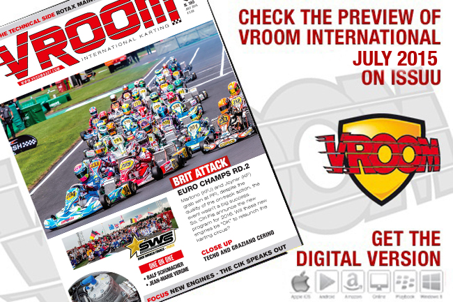Vroom International July 2015 out now!!!