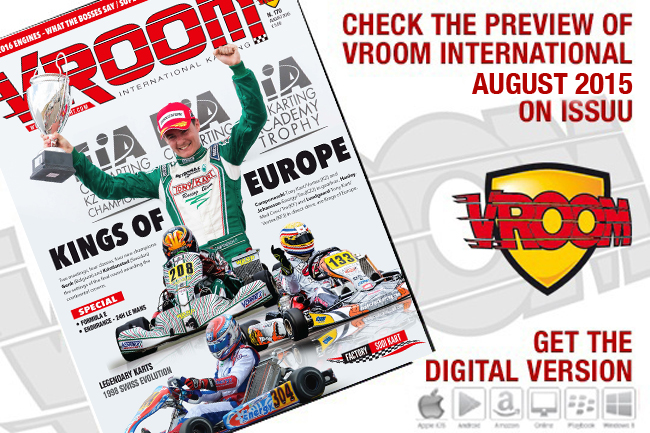 Vroom International August 2015 out now!!!