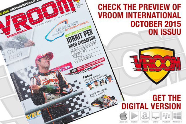 Vroom International October 2015 out now!!!