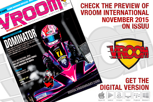 Vroom International November 2015 out now!!!