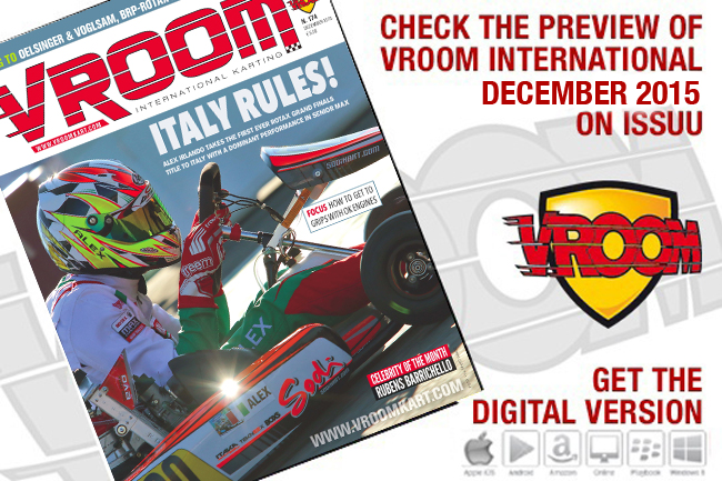 Vroom International December 2015 out now!!!