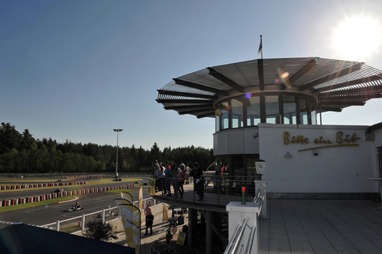 DKM second racing weekend at the Prokart Raceland Wackersdorf