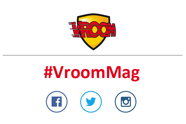 #VroomMag: more social than ever