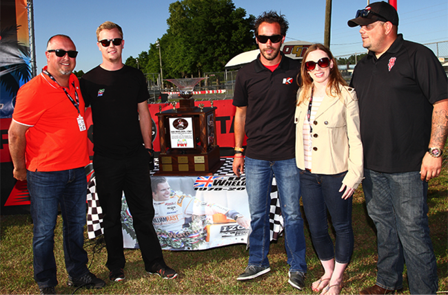Wheldon Ambassador Award continues at the 2016 FWT