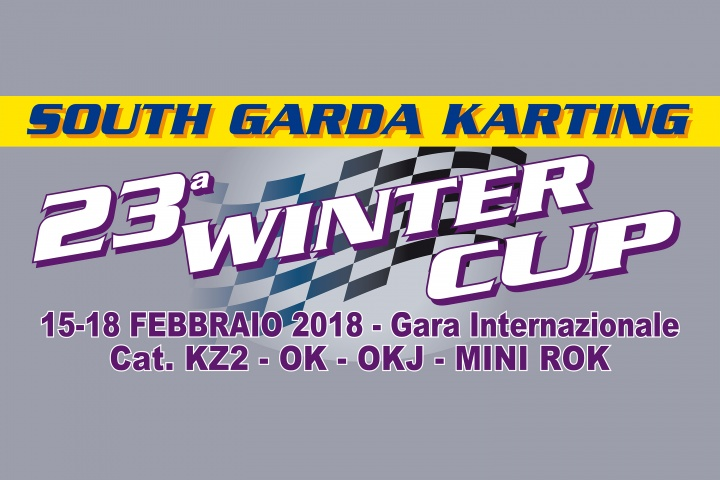 THE WINTER CUP IN LONATO ON FEBRUARY 18TH WITH MORE THAN 300 DRIVERS!