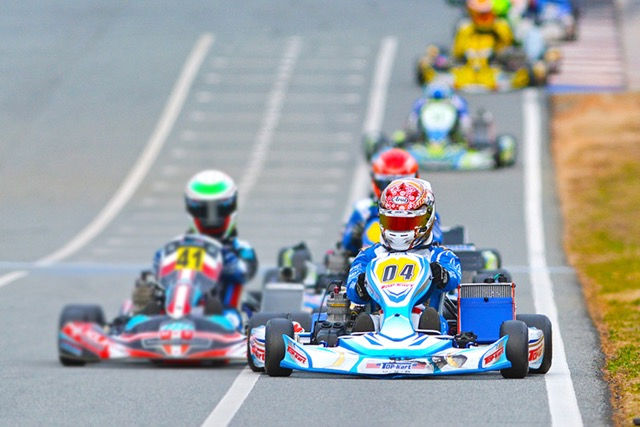 Team Top Kart USA strong in WKA Man Cup round two