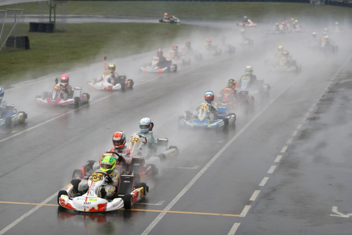 Online video report of the CIK FIA OK/OKJ World Championship