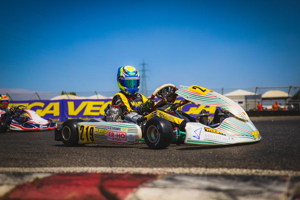 CIK FIA: the season will start in July!