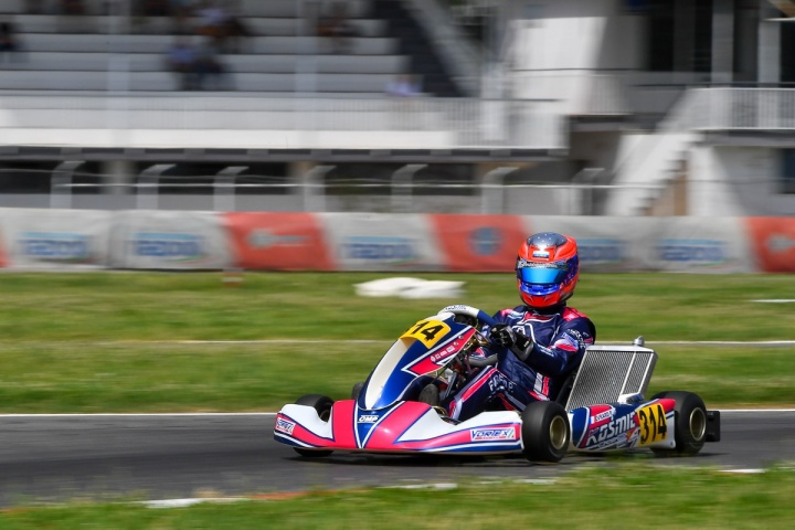 Kosmic Kart looks for confirmations in Lonato