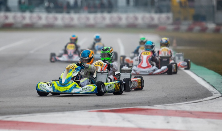 Laurens van Hoepen makes up for a bad weekend with victory in Final B