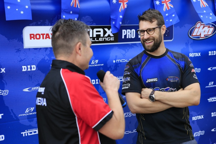 Discover the Sparco Rotax Pro Tour