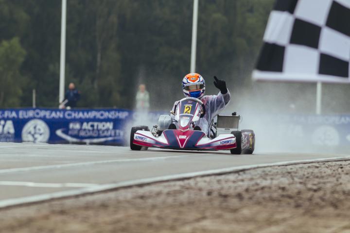 CIK-FIA European Championship, Kristianstad– KZ final