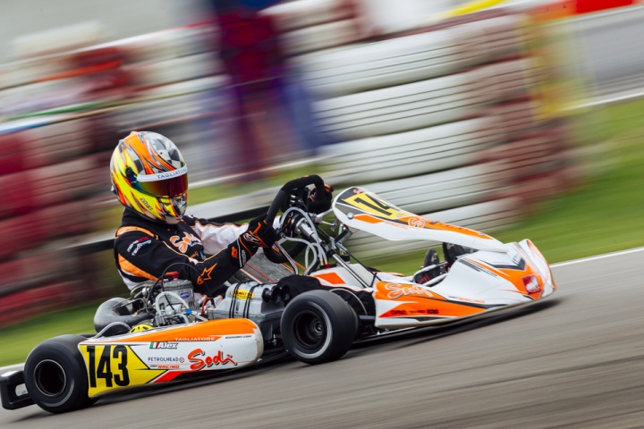 International KZ2 Super Cup - Final