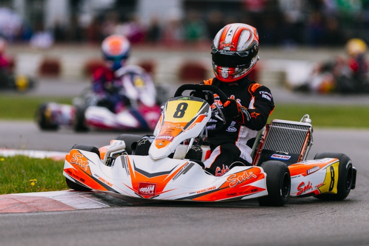CIK-FIA World KZ Championship & Int. KZ2 Super Cup - Qualifying heats