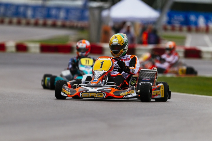 CIK-FIA World KZ Championship – Final