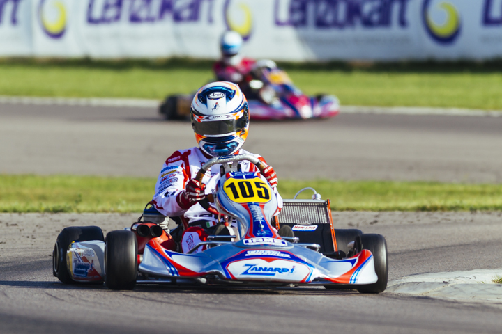 CIK-FIA European Championship, Kristianstad– Qualifying report