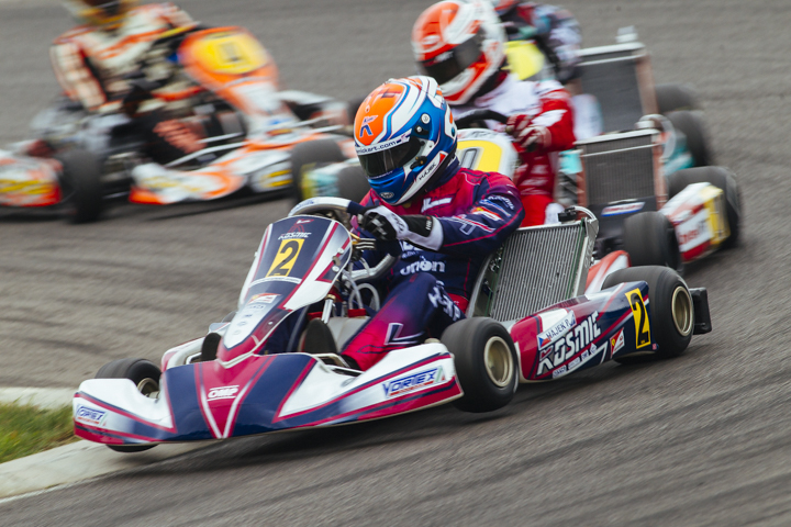 CIK-FIA European Championship, Kristianstad– Saturday report