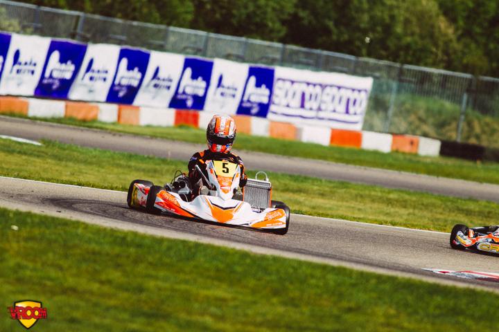 CIK-FIA European KZ & KZ2 Championship, Academy Trophy - Free Practices