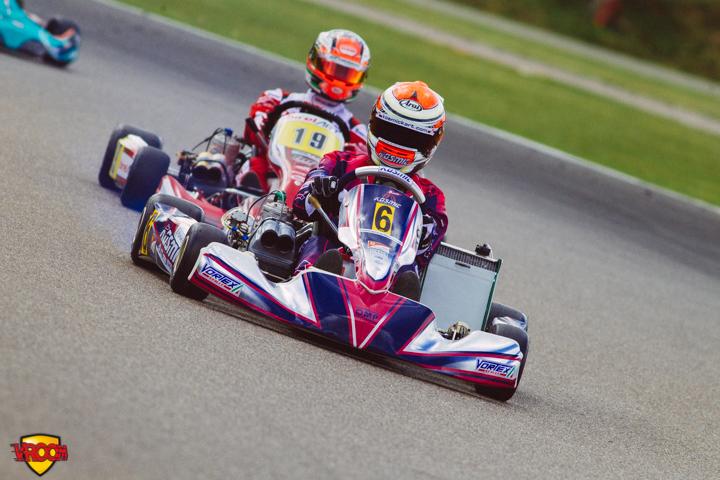 CIK-FIA European KZ & KZ2 Championship, Academy Trophy - Qualifying practices