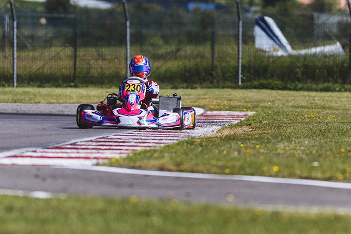CIK-FIA European Championship, Oviedo: qualifying report