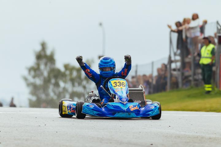 CIK-FIA European Championship, Kristianstad– KZ2 final
