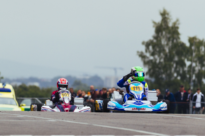 CIK-FIA European Championship, Kristianstad– OK final