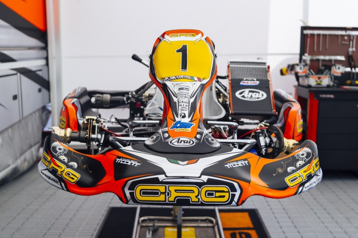 CRG changes his look at the 2017 World KZ Championship
