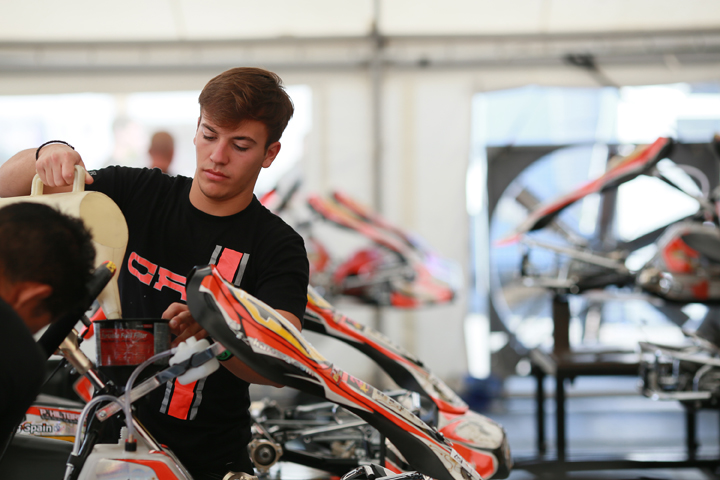 CRG, the European Championship weekend kicking off in Portimao