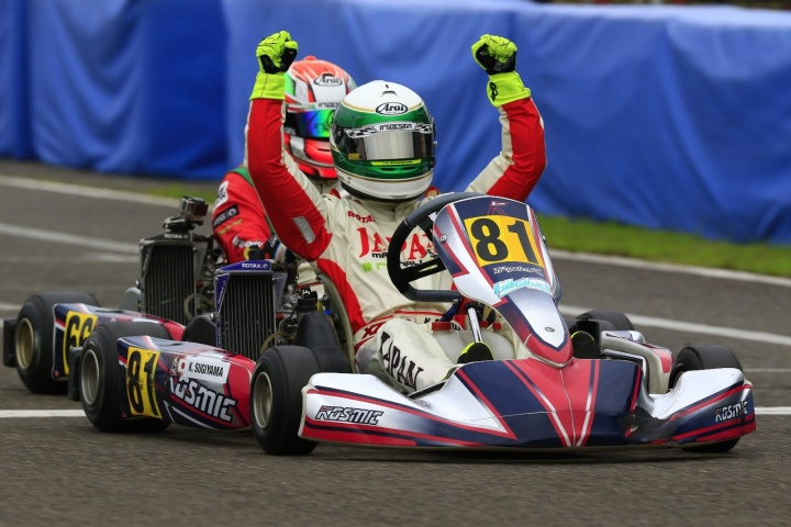 Rotax Max Challenge Japan Mizunami Series, Mizunami – Round 4, July 30th