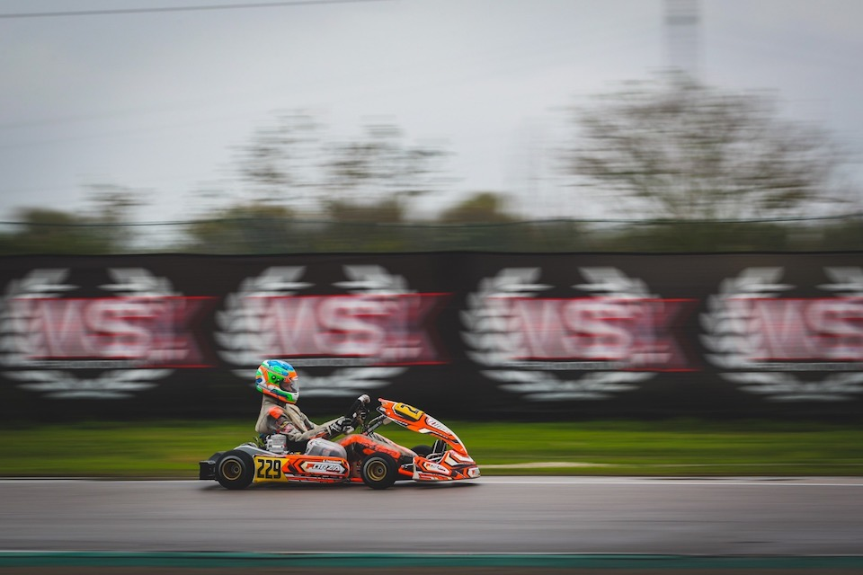 WSK Final Cup concludes Stadsbader's 2019