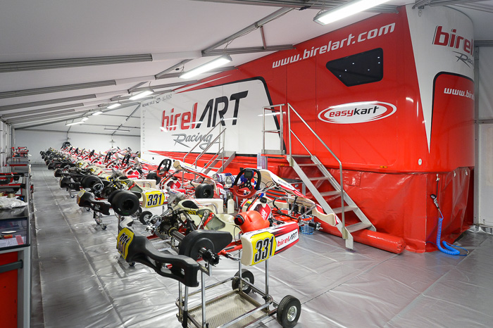 Birel ART successful on its 60th anniversary