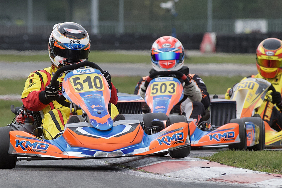 The BNL Karting Series comes to a fitting conclusion in Genk