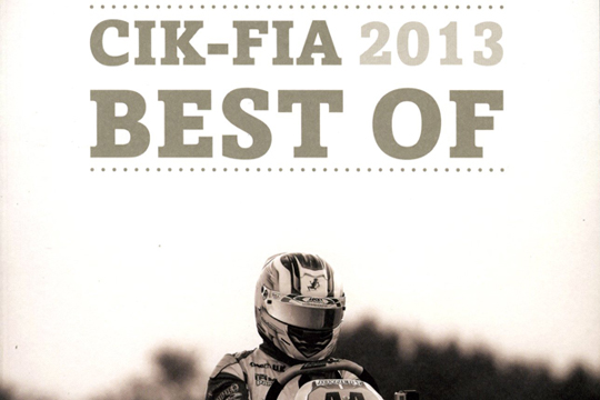 Best of CIK-FIA 2013