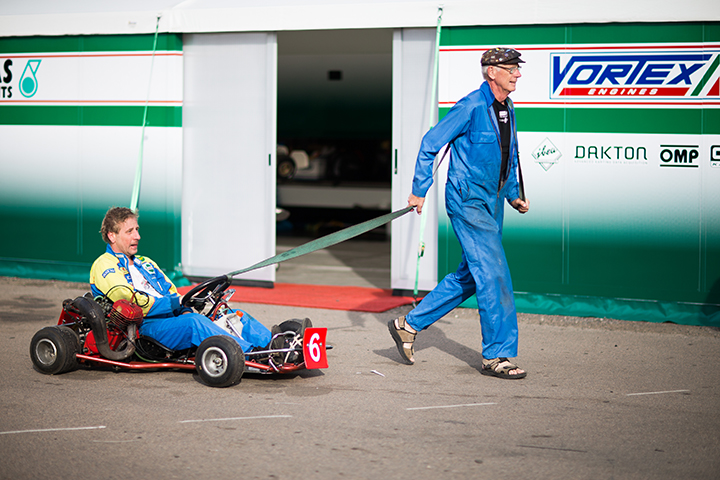 Historic karts: a growing passion for the origins of karting