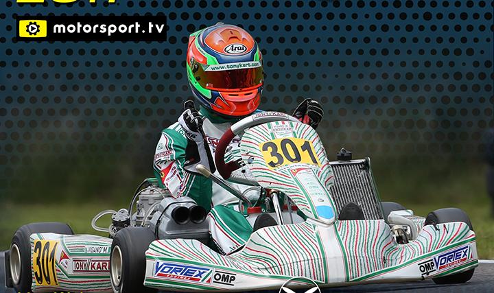 The CIK-FIA European championship returns in France