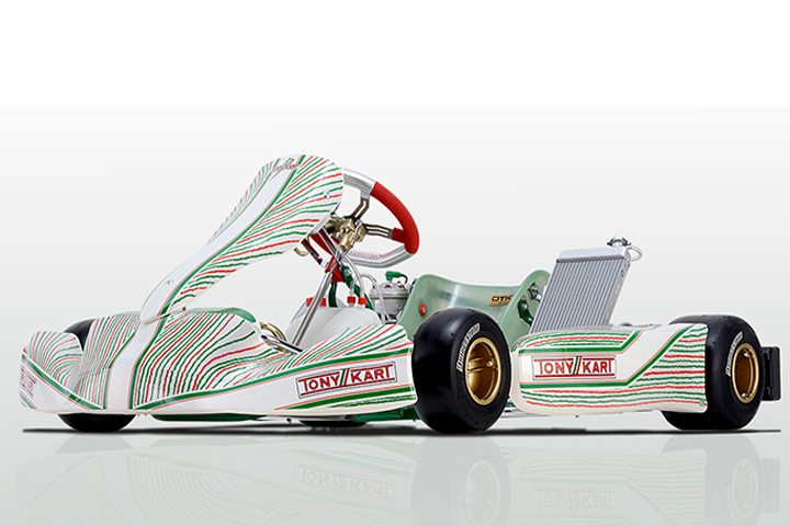Tony Kart presents 2017 chassis | Vroomkart International