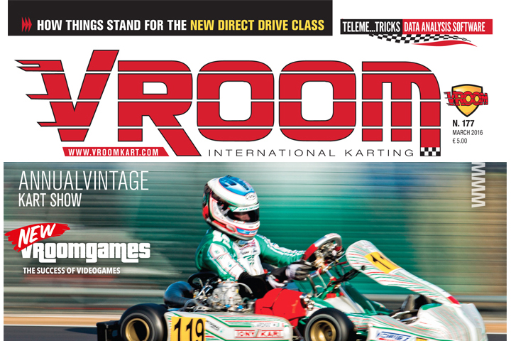 Vroom International march 2016 out now!