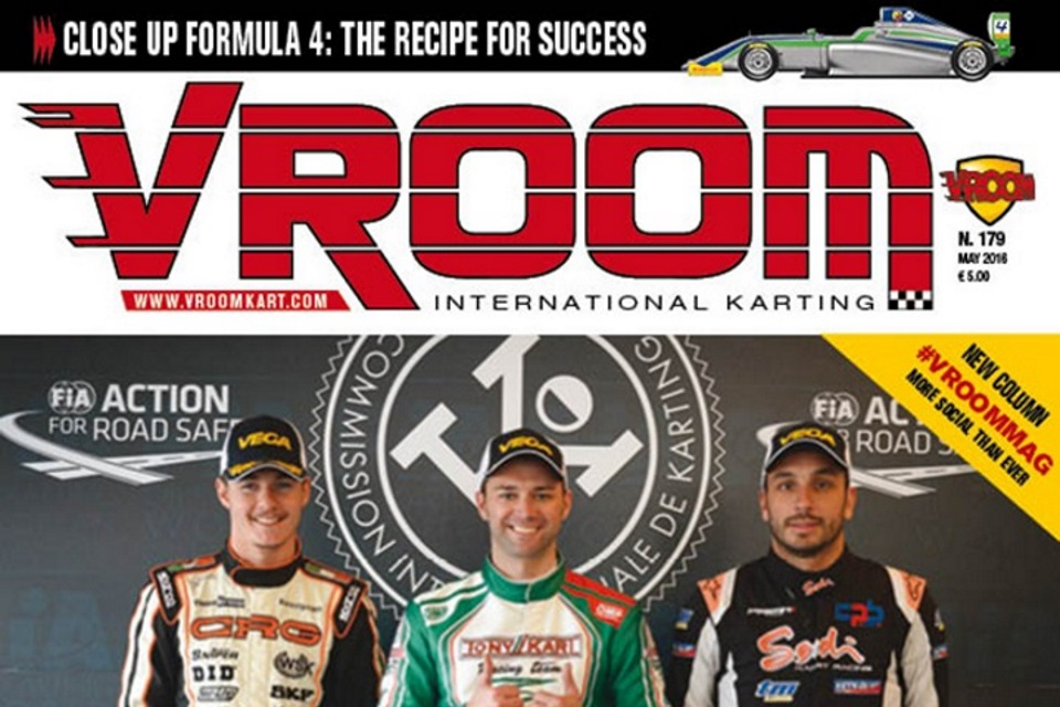 Vroom International May 2016 out now!