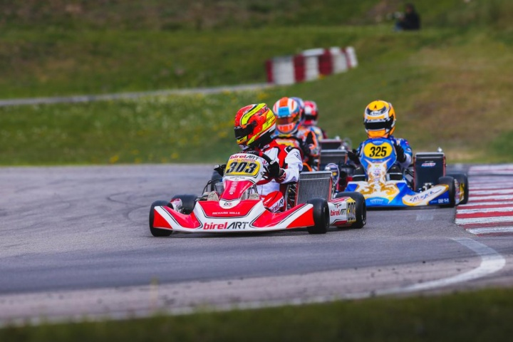 Wackersdorf: Qualifications - Viganò, Longhi and Ho on pole