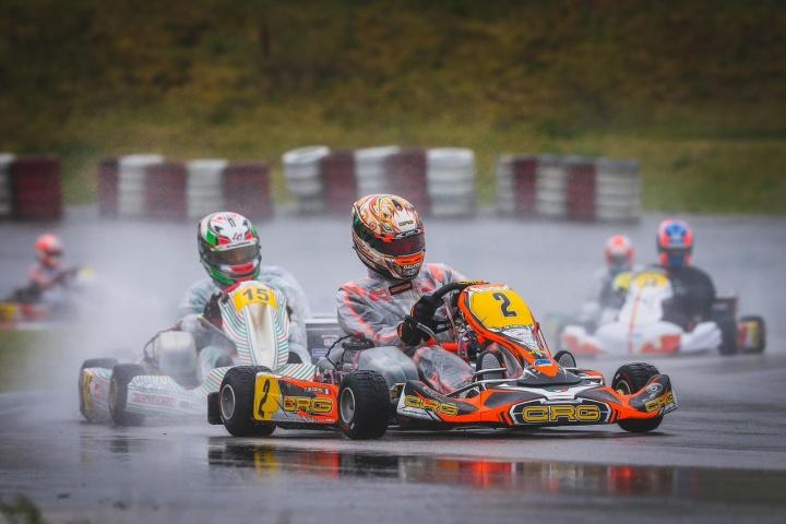 Paolo De Conto will skip the European Championship in Sarno