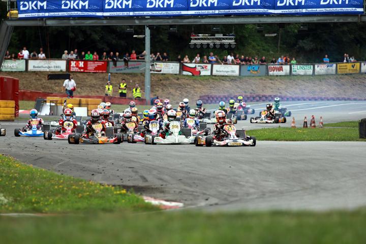 German Kart Championship takes place in Ampfing