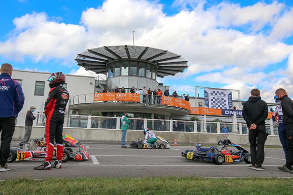 DKM, German Kart Championship is all set for a big weekend at ProKart Raceland