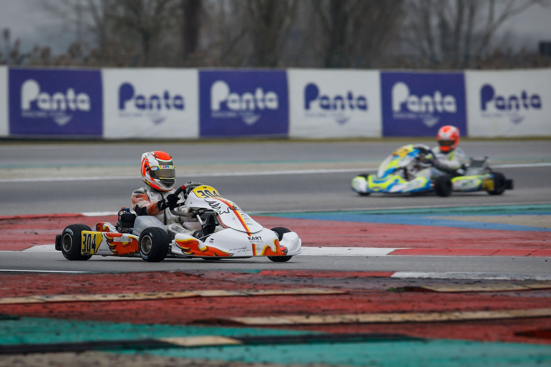 WSK Super Master Series - Heats